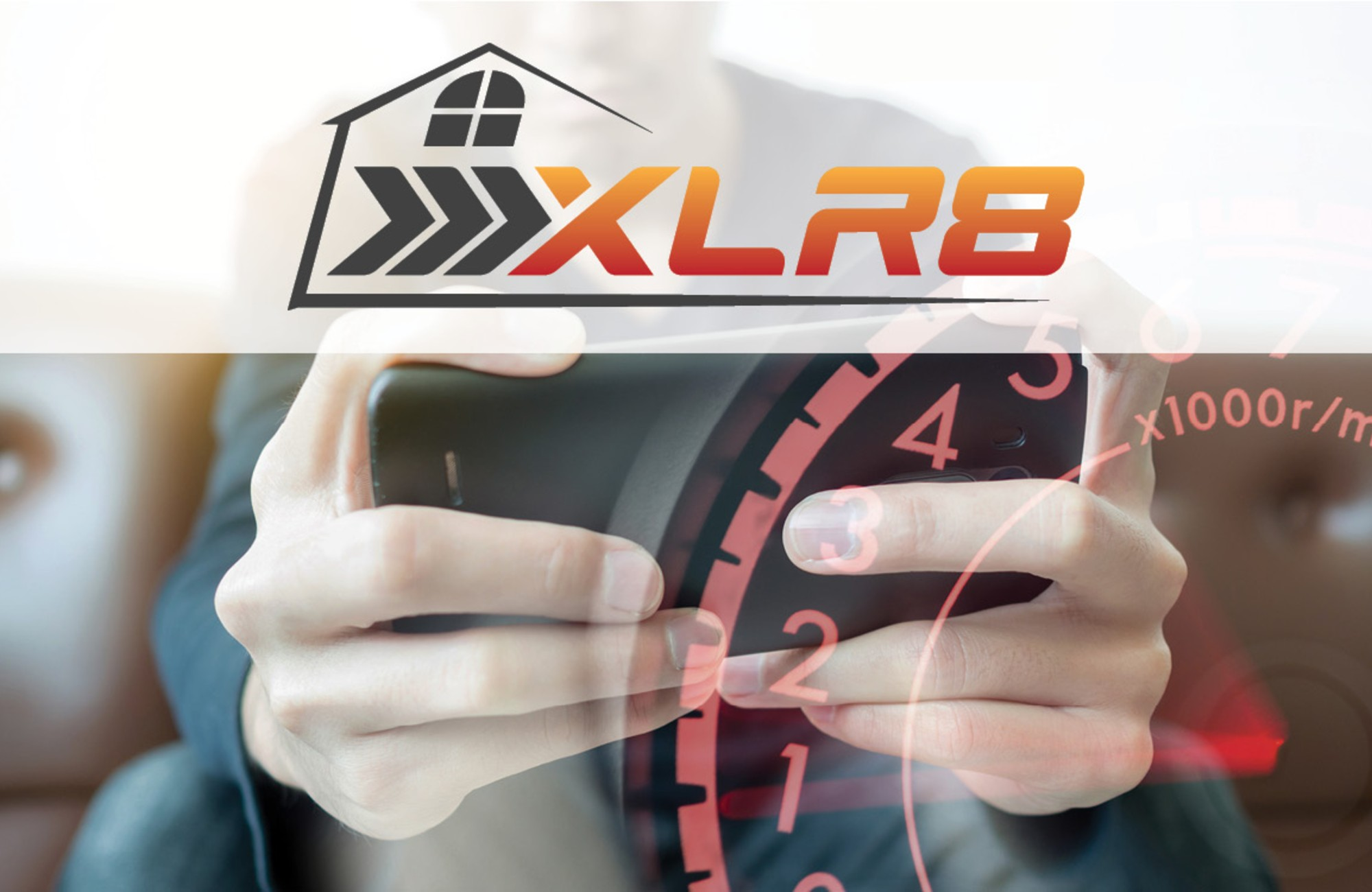 Introducing XLR8:...